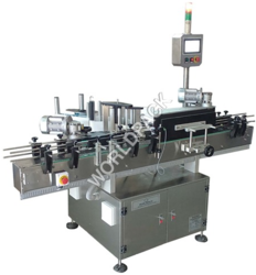 Worldpack Servo Wrap Around High Speed Labelling Machines