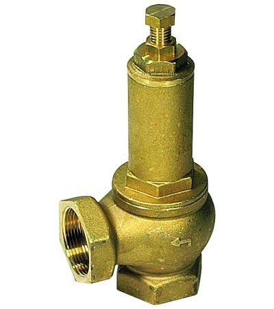 METALLIC Safety Valve