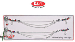 Exclusive Silver Anklet