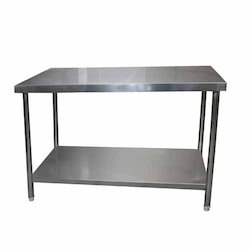 Kitchen Concepts Ss 304 Grade Chapati Rolling Table, For Hotel,Restaurant