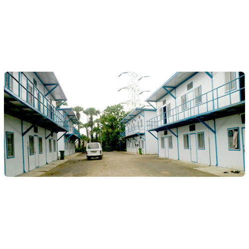 Light Industrial Construction Cost Per Square Foot: Prefab Multi Story Building, For Industrial, Rs 550