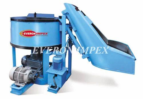 Pan Mixer Concrete Pan Mixer Manufacturer From Coimbatore