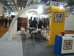 Customized Exhibition Stall Setup Services