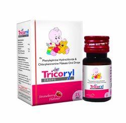 Phenylephrine HCL & Chlorpheniramine Maleate Oral Drops
