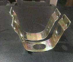 Steel Front Mudgard Clamp
