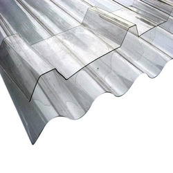 Corrugated Polycarbonate Roofing Sheet