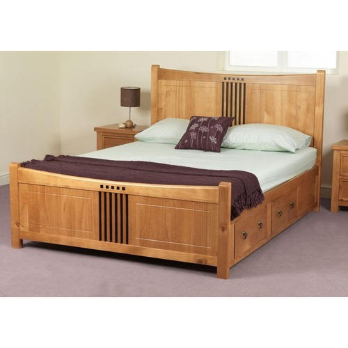 Wooden Bed   U0932 U0915 U0921 U093c U0940  U0915 U0947  U092c U093f U0938 U094d U0924 U0930 At Rs 5000   Piece