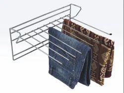 Trouser and Saree Rack