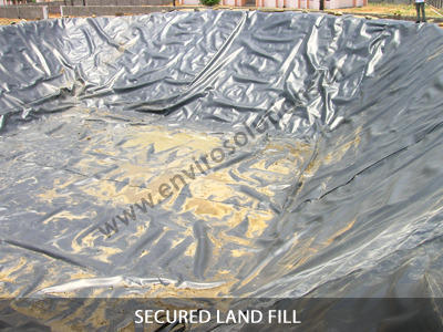 Secured Land Fill