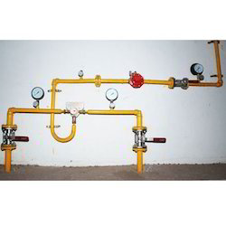 Industrial & Commercial Gas Pipeline Installation Services