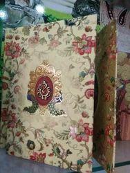 Ganesh Wedding Card