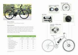 Electric Bicycle Smart Wheel