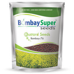 Black Bombay -76 Mustard Seeds