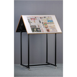 Newspaper Reading Stand (DS-1558)