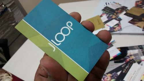 Uv coated premium business card at rs 20 piece business cards uv coated premium business card reheart Gallery