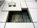 Steel Server Room False Flooring