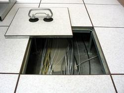 Server Room False Flooring