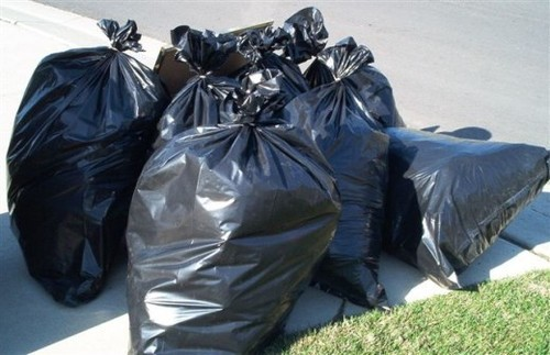 Image result for GARBAGE BAGS