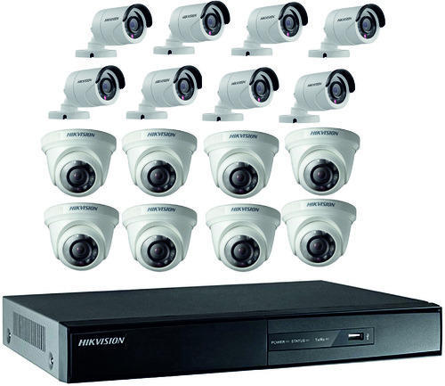 Cctv Combo Pack Hikvision Hd Dvr Hd Camera Kit Wholesale