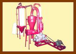 Zinc Ash Crusher Machine