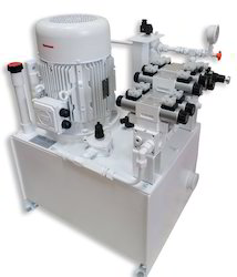 Hydraulic Power Pack Machines
