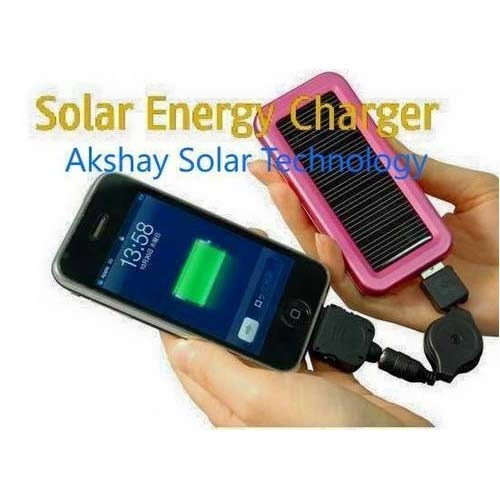 Solar Mobile Charger Cell Phone Chargers Cellphone