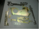 Refrigerator and LCD Sheet Metal Parts
