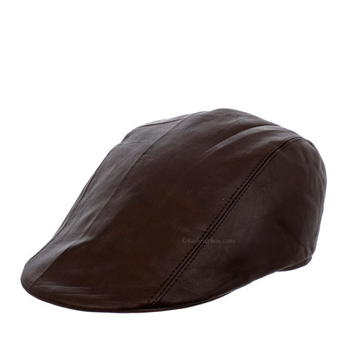 Brown Leather Golf Cap - View Specifications   Details of Golf Caps ... d0448168436