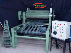 Paper Craft Sheet To Roll Cutting Machine