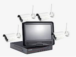 Wireless CCTV Camera Kit