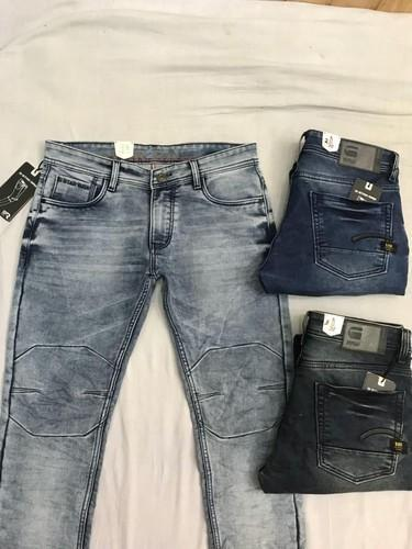 Regular Comfort Fit Mens Jeans, Yes