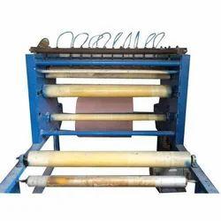 Filter Paper Slitting Rewinder Machine