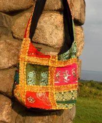Ladies Handicrafts Tote Bags
