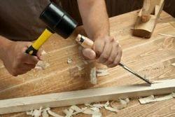 Wooden Carpentry Work