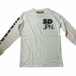 Boys Full Sleeve T- Shirt