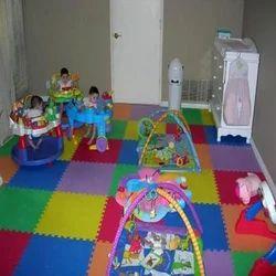 Children Playroom PVC Vinyl Flooring, Thickness: 4 Mm