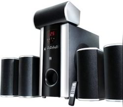 5.1 Booster iball Speakers