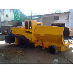 Mechanical Road Paver Finisher