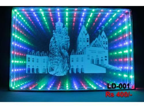 Led Products Led Infinity Mirror Manufacturer From Mumbai