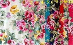 Polyester Reactive Printing Fabric, GSM: 100-150, for Garments