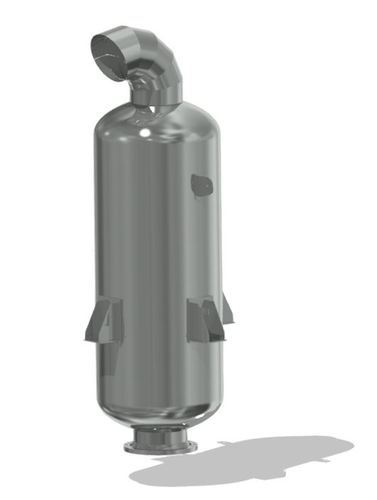 Industrial Silencer Steam Vent Silencer Manufacturer From Coimbatore