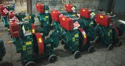 Cast Iron ISI Pumpsets, Model Name/Number: Bharat Dlx