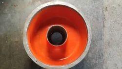 PU Coating On Vibrator Bowl