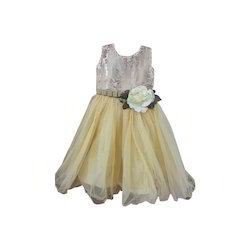 Girl's Fancy Frock