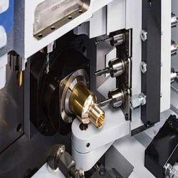 Machinery Parts Turnkey Service
