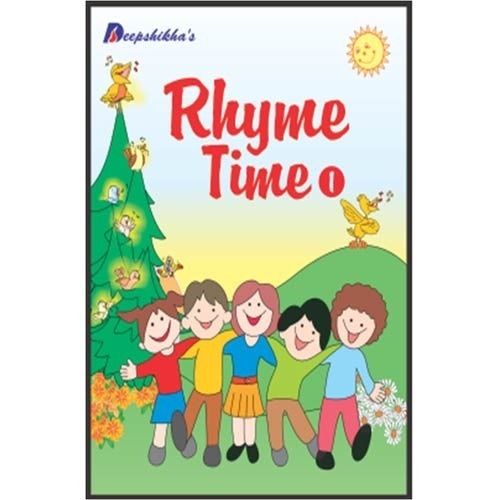 Nursery Rhymes Books