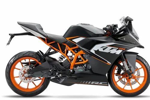 ktm rc 200 super sport bike motorcycles and cars ktm showroom in