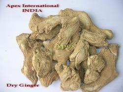 Apex Zingiber Officinale Dry Ginger, Packaging Type: PP Bag, Packaging: Bags