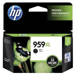 HP 959 XL Black Ink Cartridge