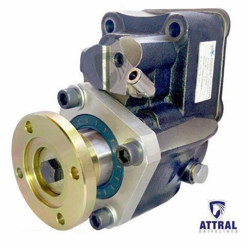 ZF 6S 36 PTO Gearbox, Gearbox, Axle, Sprocket & Gear Parts